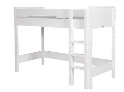 combiflex hoogslaper rechte trap wit