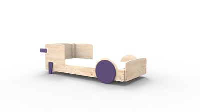 mathy by bols discovery bed paars