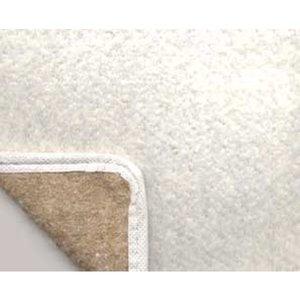 ABZ matrasbeschermer vilt 60x120