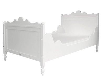 Bed Twijfelaar Wit.Bopita Belle Twijfelaar Twin Bed 120x200 Wit Kinderbeddenstore