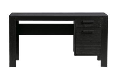 dennis bureau zwart