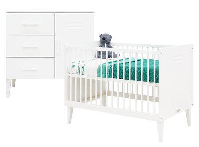 bopita locker 2-delige babykamer