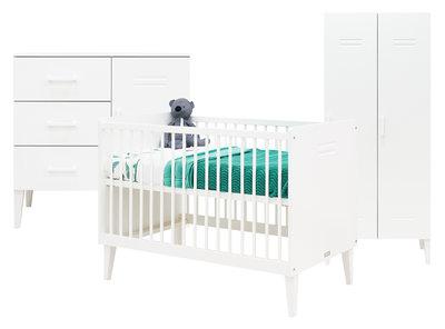 bopita locker 3 delige babykamer