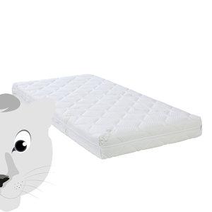 abz witte panter matras 60x120