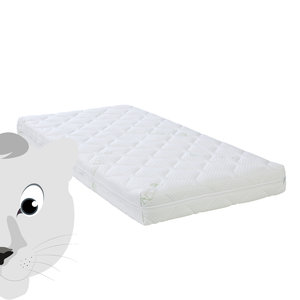 abz matras witte panter 70x140