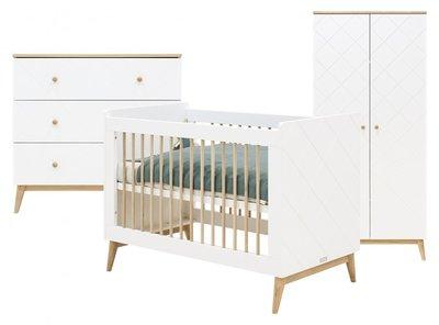 bopita paris 3 delige babykamer