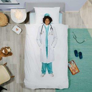 Snurk dekbedovertrek Doctor 140x200/220cm