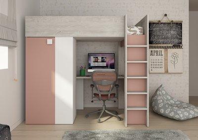 studio hooglspaper roud roze