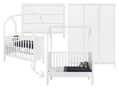 bopita first house 3 delige babykamer