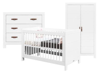 bopita lucca 3 delige babykamer