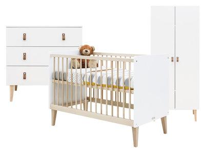 bopita indy 3 delige babykamer