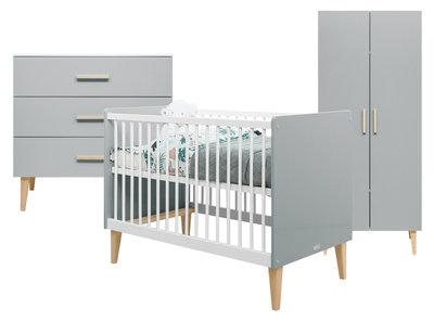 bopita emma 3 delige babykamer