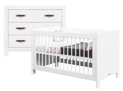bopita 2-delige babykamer
