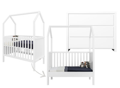 bopita first house camille 2 delige babykamer