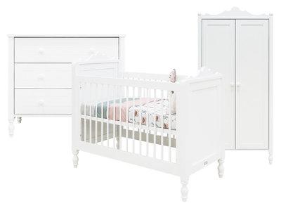 bopita belle 3-delige babykamer
