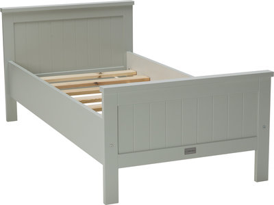 coming kids flex junior bed mint