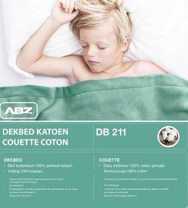 abz 100% katoenen baby dekbed