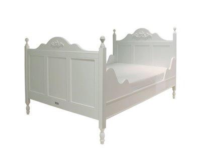 bopita romantic twin 120x200 bed wit kinderbeddenstore. Black Bedroom Furniture Sets. Home Design Ideas