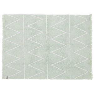 Lorena carpets hippy mint vloerkleed baby