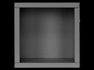 Bopita wandbakje pure grey