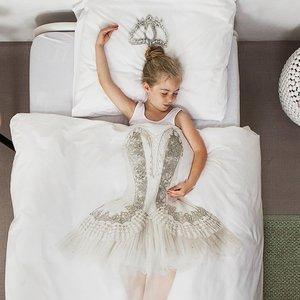 snurk ballerina dekbed