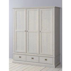 alta 5393 21 stone grey 3 deurs kast