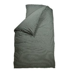 Bink bedding overtrek BB ruit zwart