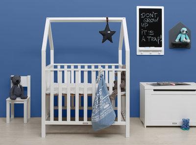 bopita home box speelhuisje wit