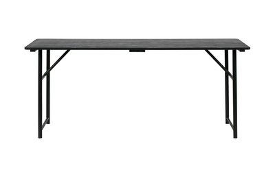 Vt wonen army tafel desk hout vintage kinderbeddenstore for Bureau 60x120