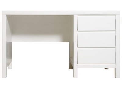 Bopita corsica bureau wit kinderbeddenstore for Bureau 60x120