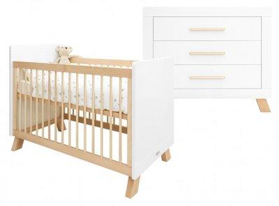 bopita Lisa 2 delige babykamer