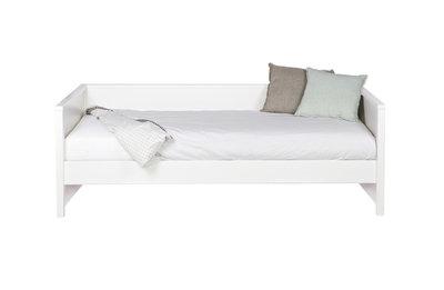 woood nikkie wit bedbank