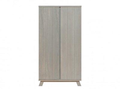 pebble wood kast 2 deurs xl
