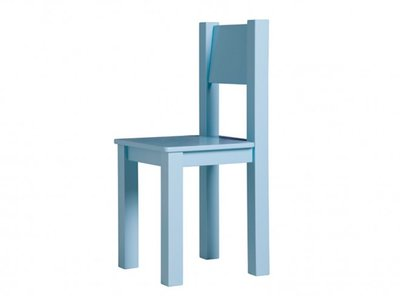 stoeltje blauw bopita