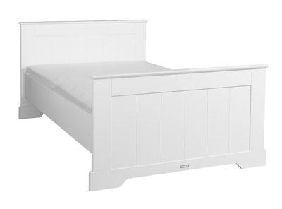 Bed Twijfelaar Wit.Bopita Narbonne Twijfelaar Bed 120x200 Wit Kinderbeddenstore