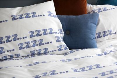 Snurk beddengoed zzz dekbedovertrek kinderbeddenstore