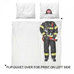 snurk brandweer dekbed