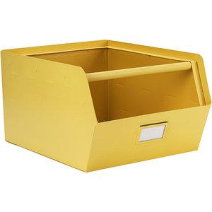 Kidsdepot original opbergbak geel