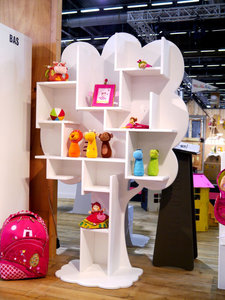 Mathy by Bols Louane design boom boekenkast - Kinderbeddenstore