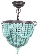 kidsdepot bead lamp mint