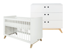 bopita lynn 2 delige babykamer