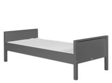 bopita deep grey basis bed combiflex
