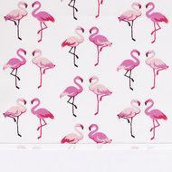 Bink flamingo hoeslaken 60x120