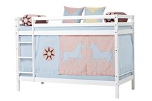 Hoppekids Indian girl stapelbed tent