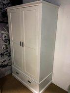Alta 2 deur kleding kast- Laatste showroommodel! op=op!!