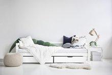 hoppekids basic bed wit optie lade