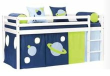 hoppekids space tent junior bed
