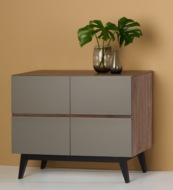 Quax Trendy commode 4 laden Royal oak