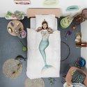 snurk mermaid beddengoed